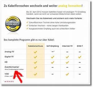 Kabel Deutschland Abdeckung : kabel deutschland zerst rt sat anlagen f r 50 euro ~ Markanthonyermac.com Haus und Dekorationen