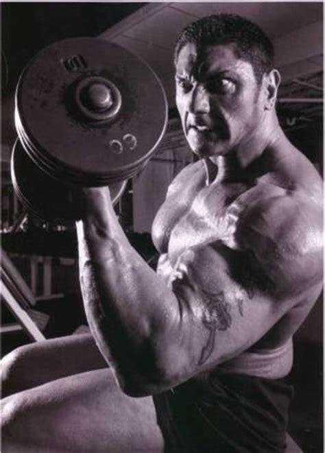 Dave Batista Workout Routine & Diet Plan Workoutinfoguru