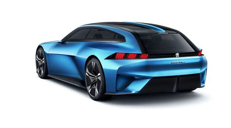 Peugeot Instinct Concept Revealed Photos 1 Of 27
