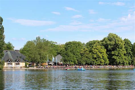 englischer garten münchen tretbootfahren established since de seehaus biergarten m 252 nchen