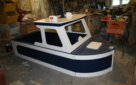 fishing boat bed bluewell theme beds
