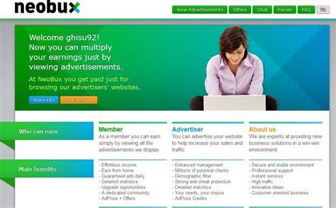neobux mobile guadagnare con neobux meloguadagno it