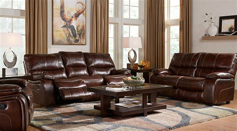 Leather Chairs In Living Room by Beige Brown White Living Room Furniture Decorating Ideas