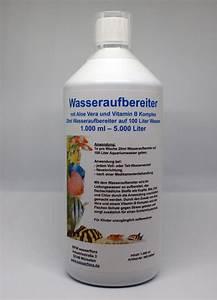 Wasseraufbereiter Für Leitungswasser : ml wasseraufbereiter f r liter aquarium wasser wfw wasserf ~ Frokenaadalensverden.com Haus und Dekorationen