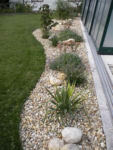 Steingarten Bilder Beispiele : die besten 25 kiesgarten ideen auf pinterest ~ Whattoseeinmadrid.com Haus und Dekorationen