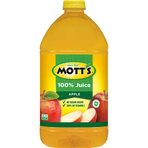 juice apple mott bottle gal gallon pk motts walmart target club upcitemdb applesauce sam sams grocery sauce strawberry percent description