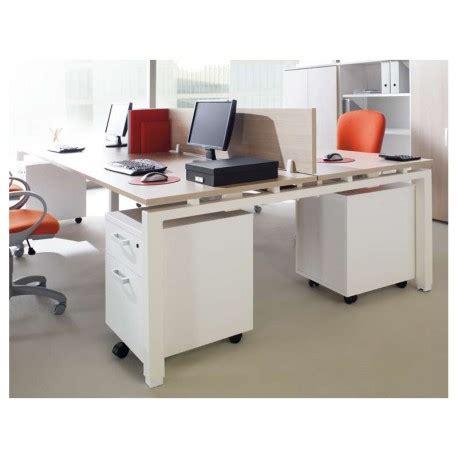 bureau eco bureau droit pieds partagés type 2 eco
