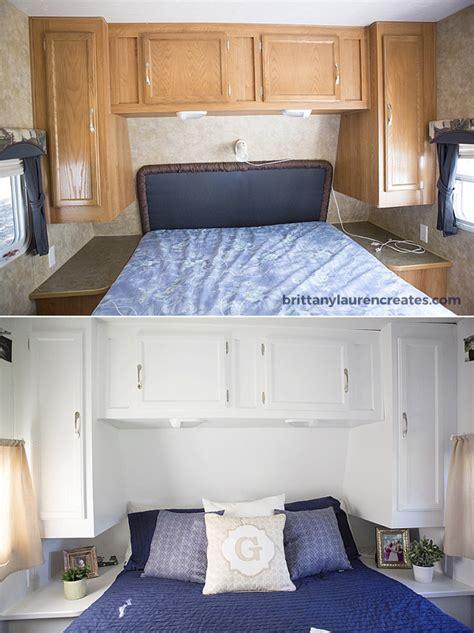 gorgeous diy camper renovation