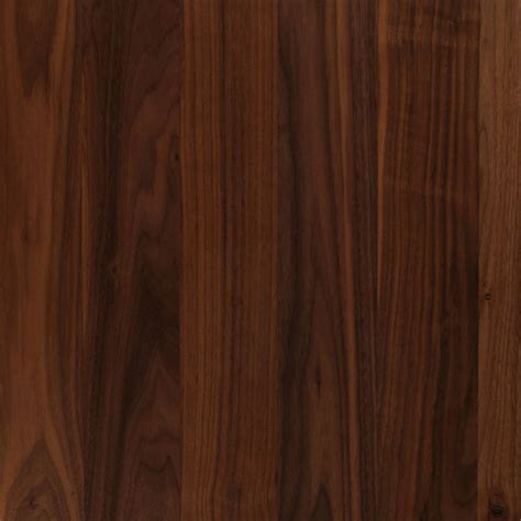 Full Stave Black American Walnut Worktops, Walnut Plank