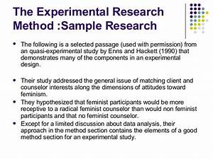 Buy Essay Papers Online  U2014 Example Of Experimental Research