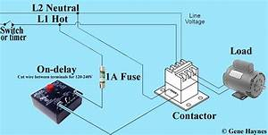Definite Purpose Contactor Wiring Diagram