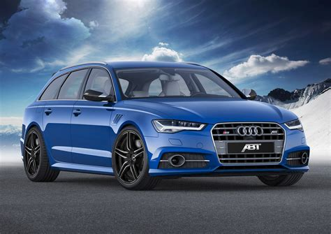 Audi S6 by Can This Abt Audi S6 Beat The Rs6 With Its 550 Hp