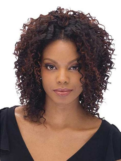 short curly weave hairstyles short hairstyles