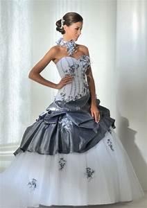 robe de mariee grise With robe de mariée grise