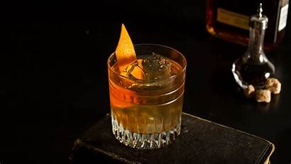 Fashioned Negroni Cocktails Oldfashioned