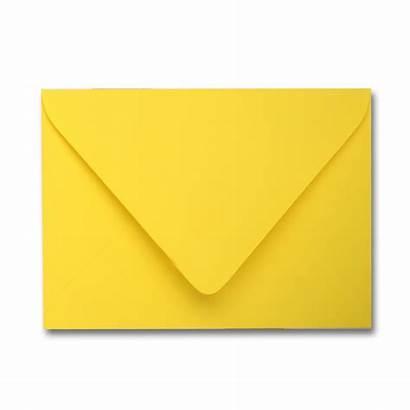 Yellow Envelopes Envelope A9 Box Text Euro