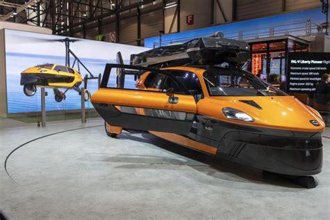Automobili Volanti Le Automobili Elettriche Volanti Saranno I Taxi Futuro