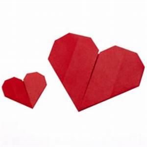 Herz Falten Origami : herz ~ Eleganceandgraceweddings.com Haus und Dekorationen