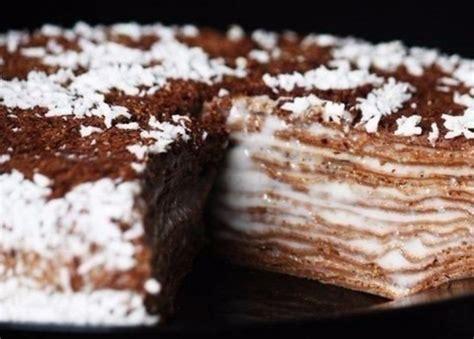 Neticami garšīga pankūku torte