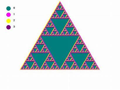 Triangle Pascal Triangles Cross Patterns Cyclic Groups