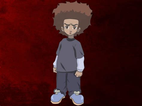 How To Draw Boondocks With Pictures Wikihow