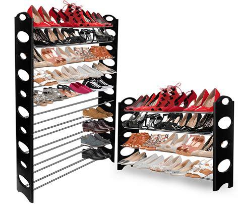 the shoe rack oxgord shoe rack for 50 pair wall bench shelf closet