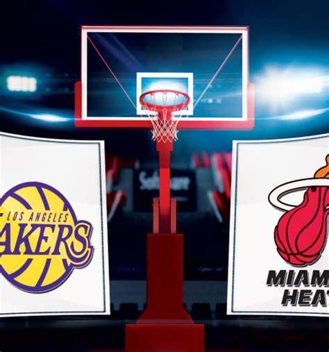 NBA Finals live stream: Watch Lakers vs Heat Game 1 online