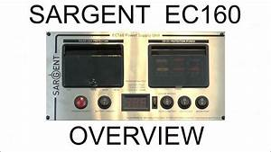 Sargent Pms3 Ec160 Power Management System For Campervans