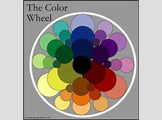 Color matching and the color wheel