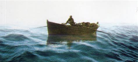 [resenha] O Velho E O Mar Do Ernest Hemingway