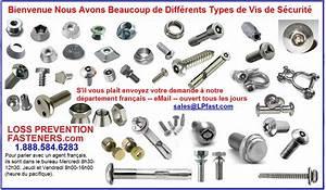 Different Type De Vis : bienvenue nous avons beaucoup de diff rents types de vis ~ Premium-room.com Idées de Décoration