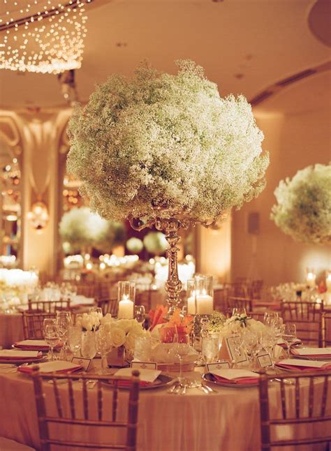glamorous wedding centerpieces receptions wedding and