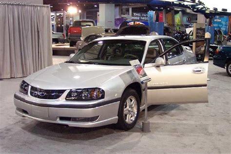 chevrolet impala conceptcarzcom