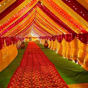 640 best indian wedding images on pinterest indian With house decoration ideas for indian wedding