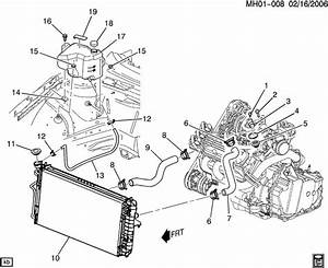 2004 Buick Lesabre Serpentine Belt Diagram