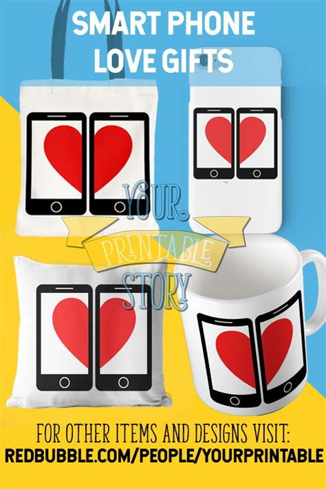 Cute Valentine couple phone heart | Mug | Unique ...
