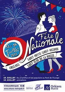 14 Juillet 2017 Reims : festivit s des 13 et 14 juillet orl ans m tropole ~ Dailycaller-alerts.com Idées de Décoration