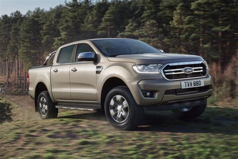 ford ranger   ecoblue review professional pickup
