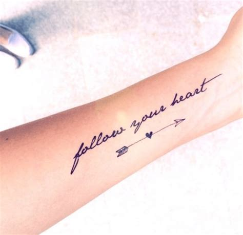 Tatouage Flèche  Signification Et Illustrations