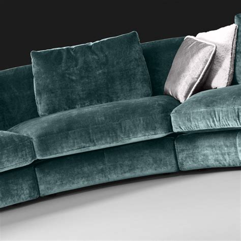 high  large velvet modular corner sofa juliettes