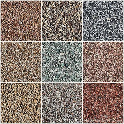 pea gravel royalty  stock  image