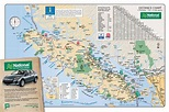 Map of Vancouver Island | Backpacking-moon | Pinterest ...