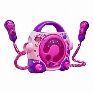 Cd Player Für Mädchen : bigben kinder karaoke cd player girl m dchen karaokeanlage 2 mikros pink ebay ~ Orissabook.com Haus und Dekorationen