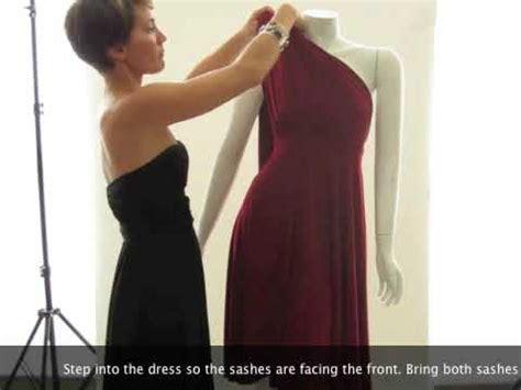 wear  convertible dress   shoulder