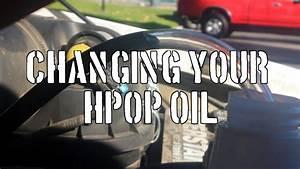 Motor Oil For 7 3 Powerstroke