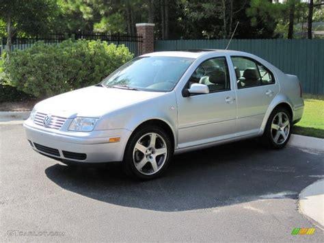2003 Volkswagen Jetta by 2003 Reflex Silver Metallic Volkswagen Jetta Gli Sedan