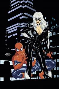 Spider-Man & Black Cat   super hero love and other ...