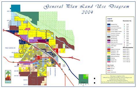 city  indio maps plans studies