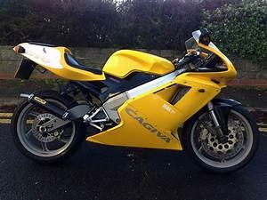 2002 Cagiva 125 Mito Evo 2 Yellow 125cc Rs