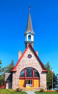 Grand Pre Memorial Church Acadian Church Very